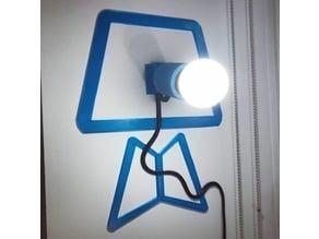 Not a Lamp Lamp - La lámpara que no es una lámpara