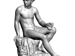 3D Scan of Statue of Mercury