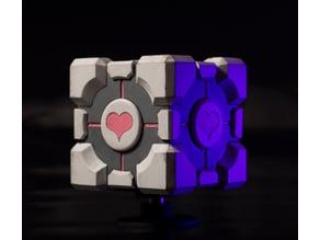 Portal's Companion Cube