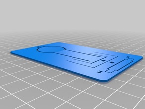 Credit card catapult (Daily Design 2)