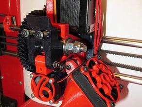E3D v6 Compact Extruder for i3 Rework