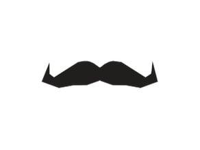 (Low Poly) Movember Logo