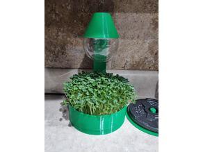 Micro green planter