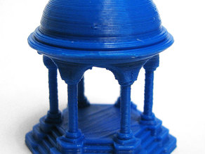 Calibration temple