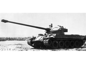 Lorraine 40T - improved