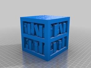 Minecraft: bookshelf block