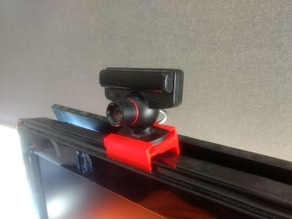playstion eye holder on older philips tv model