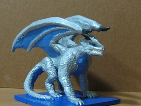 Huge Dragon miniature