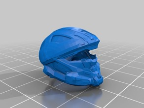 Halo 4 Madsen Helmet