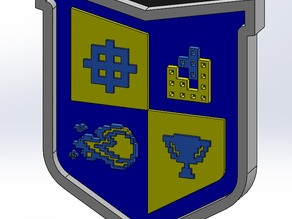 Video Game High School crest