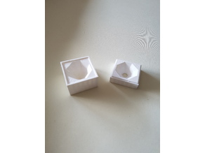Ice Mold Diamond shape (prototype)