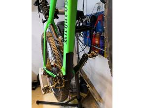 Downtube protector