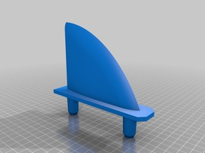Surfboard Replacement Fin