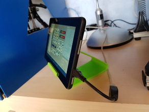 GCodePrintr Tablet Stand