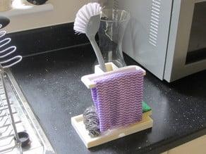 Kitchen Sink Tidy Caddy