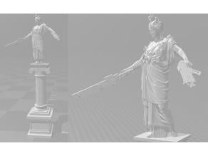 Soror Imperatoria WH40k - Statue