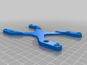 GeeeTech i3 Pro B board mounting adaptor for MKS Gen 1.4