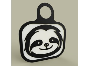 Lol - Sloth - KeyChain 1