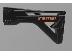 """""""Dreadlock"""" FDL-2 Custom Nerf Stock"""