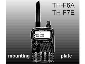 Radio Mounting Plate