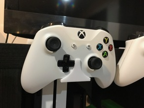 xBox One S Controller Stand - 38mm Cube Organiser Edge
