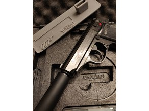 007 Walther PPK Stand - Maruzen Collectors Edition
