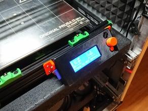 Prusa i3 MK2S Display Cover