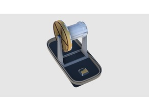 Dry Box - Filament Re-winder for Prusa MMU2