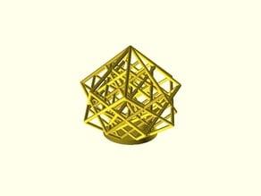 Torture Lattice Cube