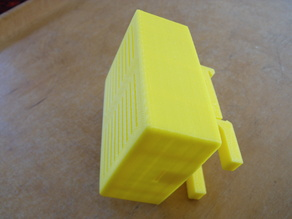 DIN rail mount enclosure for remote control (DX SKU 290261)