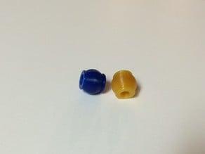 Basic charm bead