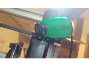 Logitech C270 Fisheye Adapter (LogiFish)