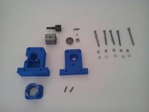 High speed filament pelletizer