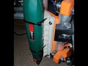 MPCNC 525 universal Dremel (rotary tool) mount