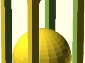 Resizable Ball Cage