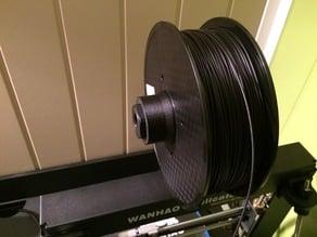 3Dnet.no ø54mm filament spool adapter for Duplicator i3