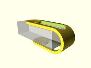 customizable parametric tablecloth clamp V3