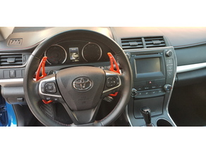Paddle Shifters TOYOTA Camry 2017
