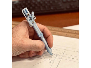 Mechanical Linkage Pen