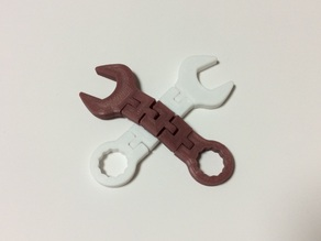Flexi Spanner (Wrench)