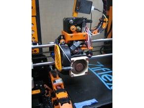 Evol2 Compact Extruder E3D for Anet A8