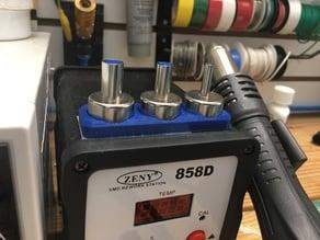 858D Rework Nozzle Holder