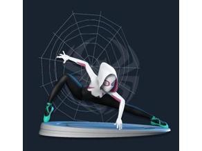Spider Woman Gwen Stacy