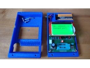 eBay EZM328 ESR meter case