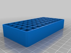 Parametric Ammo Case with Slip on Lid