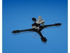 Seeker Underbone Pigtail mount 45 degrees