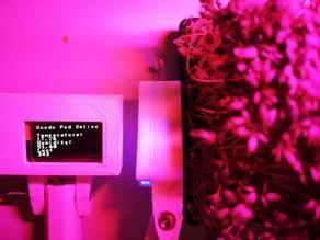 Hydroponic Garden with 'Grow' App / Xoodo Pöd