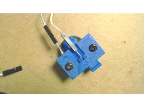 CR2032 Battery Box With Switch