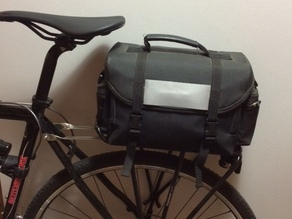 Topeak Explorer Bike Rack Trunk Bag Adapter