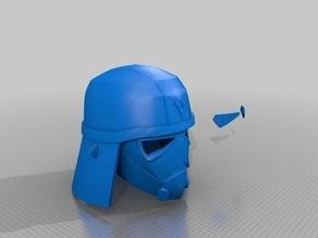 Imperial ADTP Driver Helmet